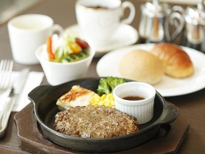☆ホテルランチ&ご朝食付きプラン☆