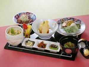 ふくしまプレDC記念 地酒も飲める和食プラン(2食付)