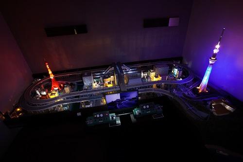 ◆本格的鉄道ジオラマ◆『クハネ1304』鉄道ルームプラン【素泊り】