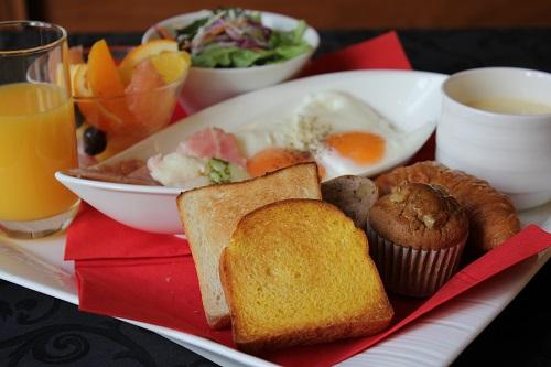 ◆女性限定◆デリバリー朝食付プラン 【レディ-スルームご利用限定】