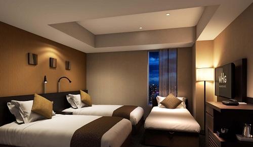 ◆リニューアル高層トリプル【素泊まり】(3名様まで利用可能)