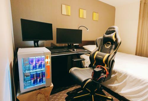【GoToトラベル割引対象ではありません】【Akiba eGaming Room】≪素泊まり≫