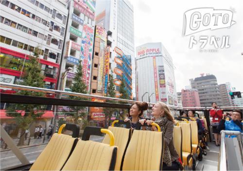 【GoToトラベル割引対象】スカイホップバス6時間乗り放題チケット付きプラン(素泊り)