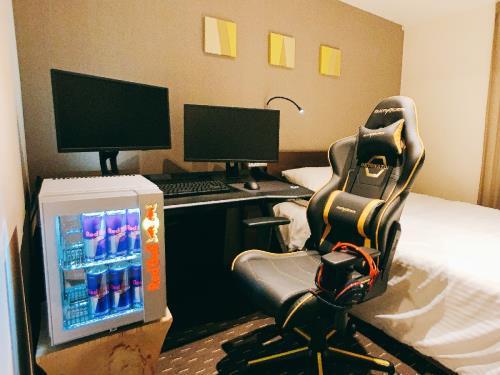 【Akiba eGaming Room】≪素泊まり≫