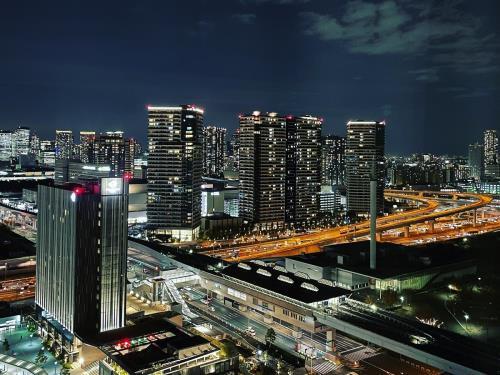 ♪★☆16階以上高層階確約☆★夜景プラン ~素泊まり~ レイトアウト12:00OK