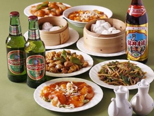 【5店舗から選べる夕食&朝食付】 夕食はその日の気分に合わせて決めよう!リーズナブルな2食付♪12時レイトアウト♪