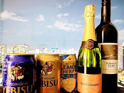 【お酒&おつまみ付/映画無料見放題】 ◇素泊り◇ わいわいver. 「今宵は#お部屋でほろ酔い」気分 ♪12時レイトアウト♪