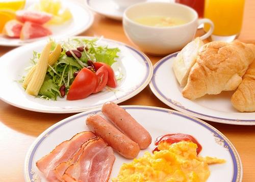【24時間ステイ】大満足の朝食付きセミダブル