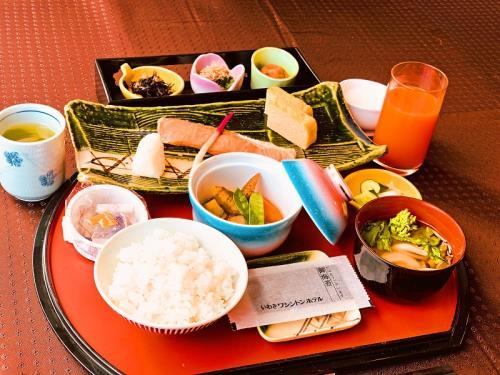 【GoToトラベル割引対象】デラックスツインルーム☆朝食付きプラン
