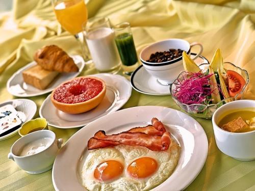 お得に泊まっぺ[朝食付き]☆Cafeチケット付きプラン