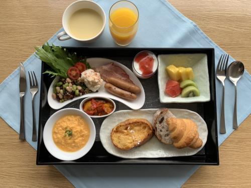 スタンダードプラン【朝食付】 ※
