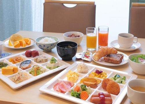 朝食1コイン(¥500)付き特別宿泊プラン