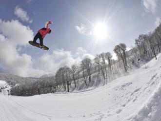 【スキー旅行】♪「アルツ磐梯」スキー場リフト券&特典付スキー宿泊プラン