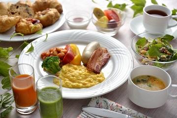 24hロングステイ!13:00チェックイン~翌日13:00チェックアウト確約プラン ≪朝食付≫ 和洋中から選べる豊富な朝食♪