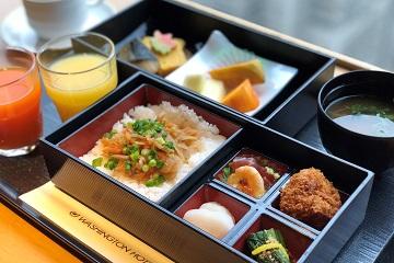 女性限定・レディースルームプラン ≪朝食付≫東京(江戸)由来の和食御膳