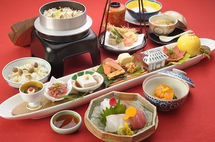 ★和食「島家」の人気会席 現代の名工プラン 夕食付★
