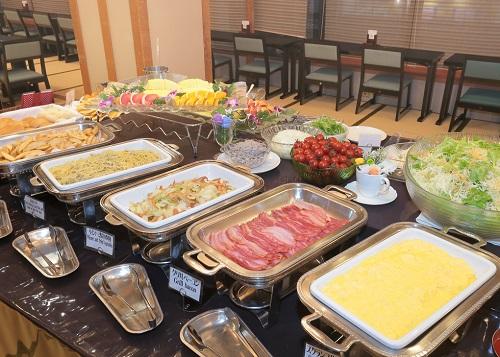 ★こだわりの和洋バイキング【朝食セットプラン】★