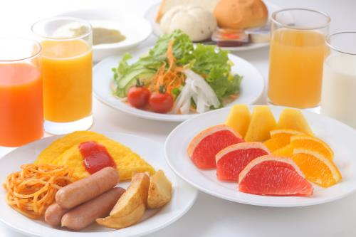 レディースプラン♪【和洋バイキング朝食付】