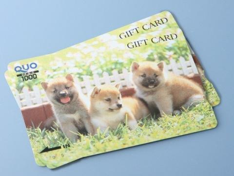【出張応援】2000円QUOカードセットプラン