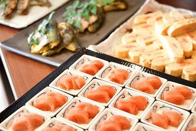 【選べる朝食♪】ボンジュールプリュの朝食バイキングがおすすめ★選べる朝食付きプラン