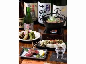 :『いのこ家山形田』山形料理を味わうご夕食!朝・夕食の2食付プラン♪