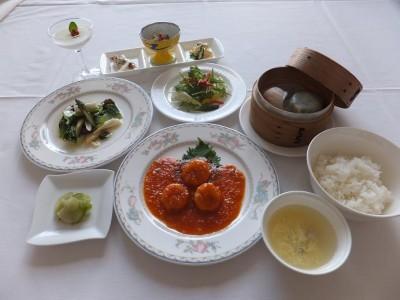 『中国料理紅花楼』で本格中国料理を味わうご夕食!朝・夕食の2食付プラン♪