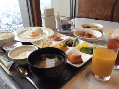 元気一番♪朝食付プラン【シングル】
