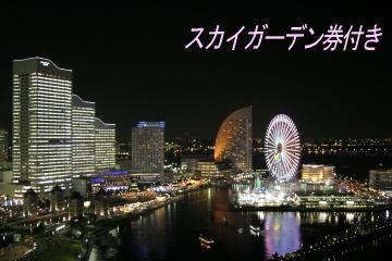『ランドマ-クタワー展望フロア』入場券付☆