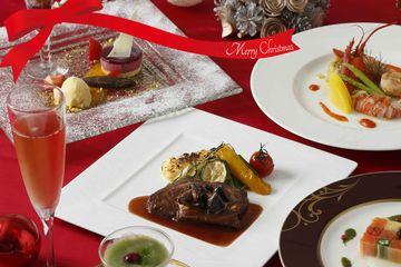 聖なる夜のクリスマスディナー付宿泊プラン 20:30~(12月23日.24日限定)