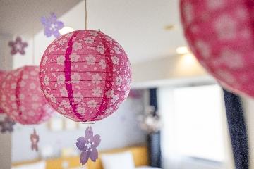 【ポイント付与キャンペーン♪】1日1室限定! 春はやっぱり桜で花見♪ 「#お部屋でほろ酔い」セット付