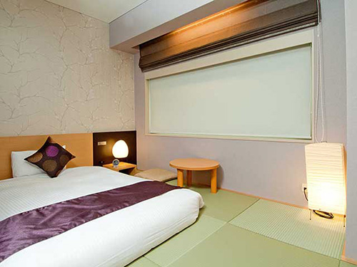 【禁煙】和の艶やかさを表現した「Japanese Room」