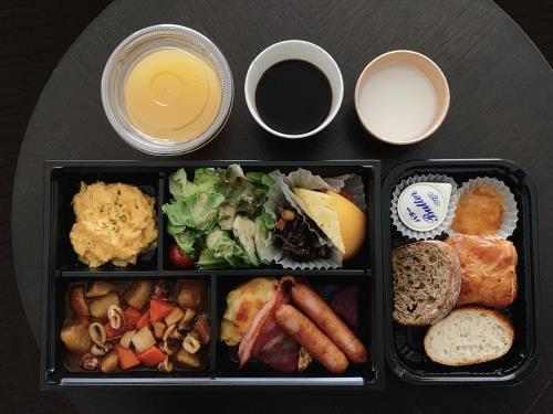 【GoToトラベル割引対象ではありません】お得な★室数限定★特別プラン♪期間限定≪お届け朝食付き≫