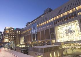 道民限定!チェックアウトお昼12時☆札幌駅すぐ目の前!雪でも楽々お買い物♪朝食付