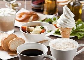 夏限定♪カフェで一息☆MADE in Hokkaido よつ葉のソフトクリーム券付プラン/素泊り