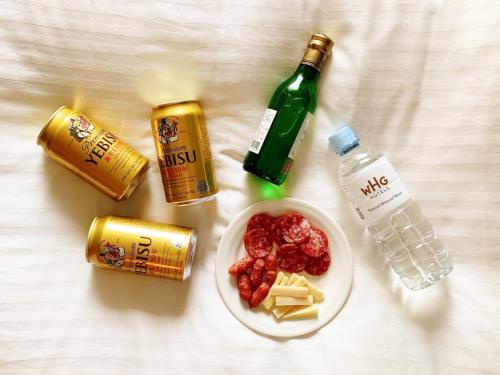「#お部屋でほろ酔い」酎ハイプラン«素泊り»
