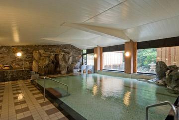【メンバーズカード会員様限定】到着が遅くても安心☆夜通し入浴可能な温泉で湯ったり朝食付プラン