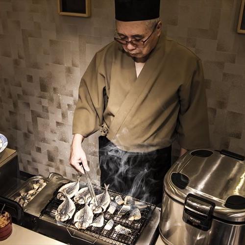 【ステンドグラス美術館チケット付き】美味会席 金目鯛姿煮&サザエ&静岡美味鶏の夕食