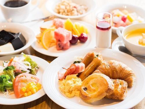 【17時チェックイン】レイトチェックインプラン♪朝食付き