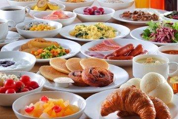 【早期割】45日前以上のご予約でお得♪朝食付