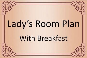 【2019年10月以降】女性限定!レディースルームプラン~アメニティ付~ ≪朝食付≫ 和洋中から選べる豊富な朝食♪