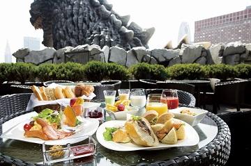 【限定ゴジラグッズ付き】ホテル開業4周年記念プラン≪朝食付≫