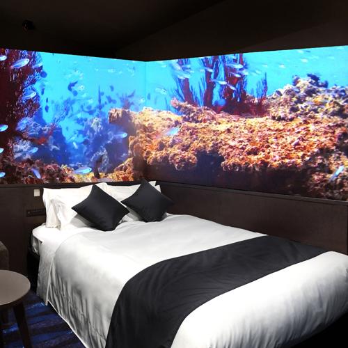 美ら海ルーム★禁煙室★1日1室限定!沖縄の美しい海を体感できます♪