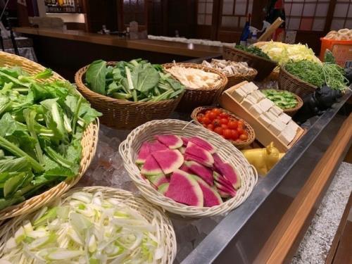 【沖縄deしゃぶしゃぶ】国際通りでアグー豚しゃぶしゃぶディナー付きプラン☆朝食なし