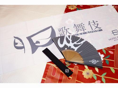 【歌舞伎ルーム】★禁煙ダブル★「歌舞伎」の世界感を体感できるコンセプトルーム