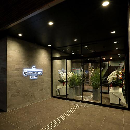 ビジネス応援 駐車場代金無料 プラン【全室独立型バスルーム/天井埋込型エアイ-搭載】