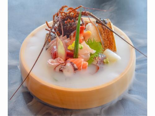 【数量限定】 プレミアム木更津海鮮丼付 1泊2食付プラン 12時チェックアウト