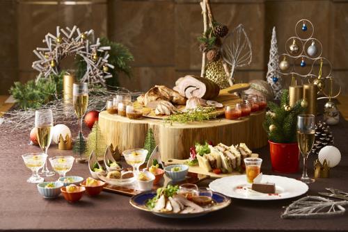 【GoToトラベル割引対象】太閤園イヤーエンドスペシャルディナー付宿泊プラン