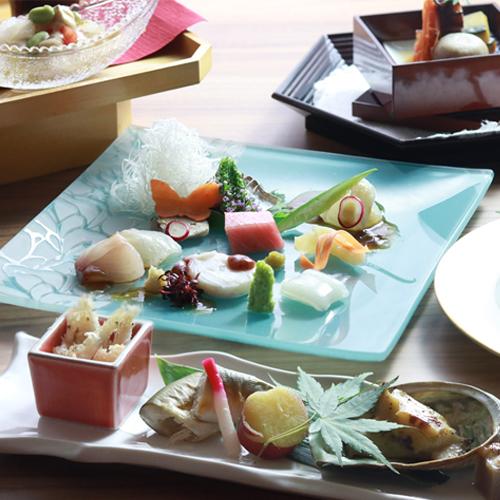 【福井県民限定】ふくいdeお得キャンペーンで贅沢和食会席をどうぞ(10000円コース相当)ホテル最上階のレストランで楽しむ日本料理