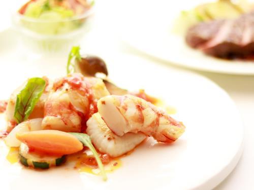 【選べるメイン料理】ホテルで優雅なランチタイムを 1泊昼食付プラン