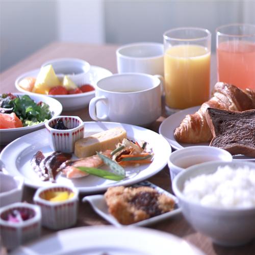 【3月1日~4日までの期間限定 】朝食ビュッフェ再開記念!のスペシャルプラン(朝食付き)